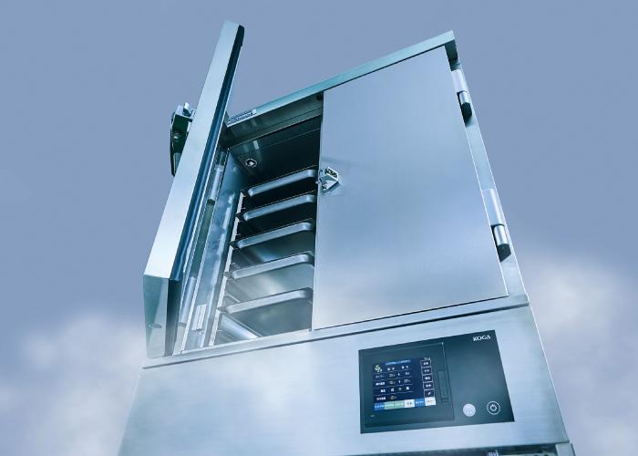 3D Chiller & Freezer